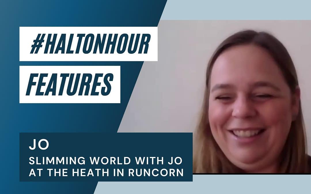 #HaltonHour Features: Slimming World Runcorn with Jo