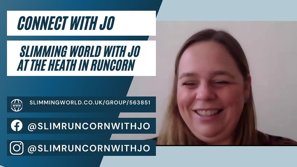 Connect with Slimming World Runcorn Consultant Jo