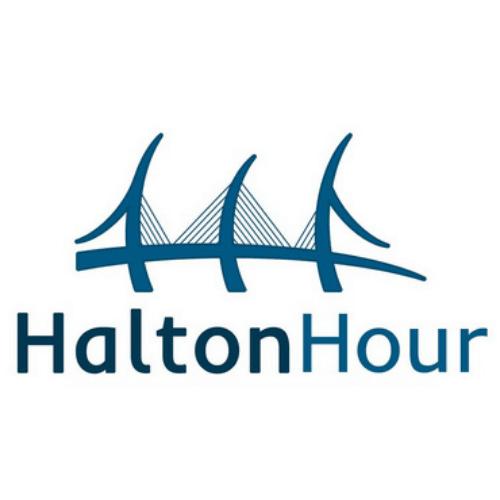#HaltonHour logo